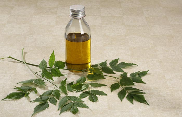 Neem Compound Fragrance Oil